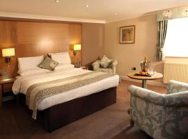 Best Western Premier East Midlands Airport Yew Lodge Hotel, hotel near East Midlands Airport - EMA,