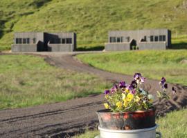 Laxárdalur Cabin, casa o chalet en Einarsstaðir