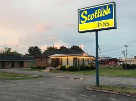 Scottish Inns Niagara Falls, motel in Niagara Falls