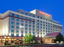 Hampton Inn & Suites Chicago North Shore, hotel in Skokie
