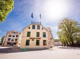 Grand Hotel Halden, hotell i Halden