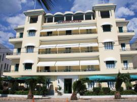 Avra Spa Hotel, отель в Лутра-Эдипсу