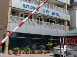 National City Hotel, hotel in Rawalpindi