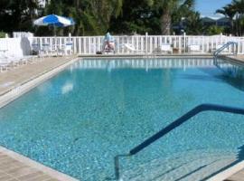 Gulfview Manor Resort, inn in Fort Myers Beach