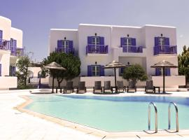 Hotel Anatolia, מלון באנו מרה