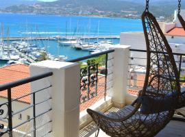 Mantraki Hotel Apartments, apartment in Agios Nikolaos