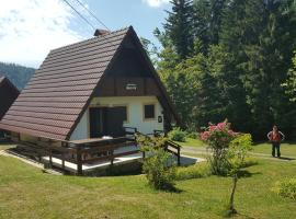 Holiday home Bozica, hotel in Lokve
