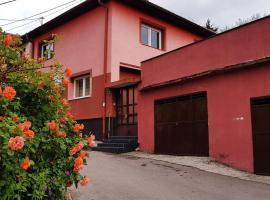 BTO Holiday Home, vikendica u Sarajevu