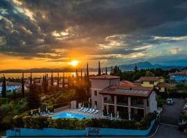 Hotel Relais Agli Olivi, отель в Лацизе