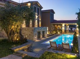 By the sea luxury suites, vacation rental in Limenas