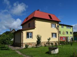 Усадьба в камышах, self catering accommodation in Rybachiy