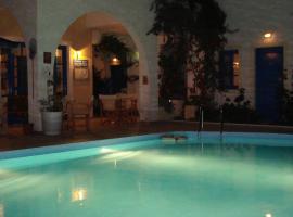 Creta Sun Hotel Studios, accessible hotel in Agia Pelagia