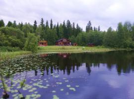 Tervajarvi Cottage, hotel in Jämsä