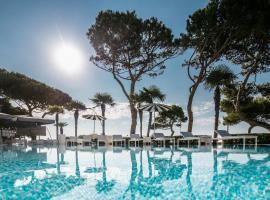 Hotel Bellavista, hotel v Lignanu Sabbiadoru