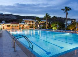 Chrysoula Hotel, hotel with pools in Kefalos