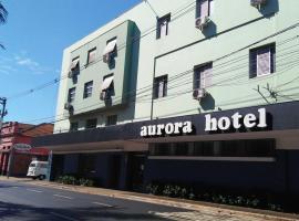 Aurora Hotel, hotel in Ribeirão Preto