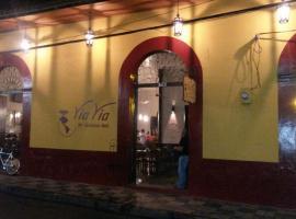 ViaVia Leon, hotel in León