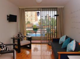 Dardignac Bellavista, hotel cerca de La Chascona, Santiago