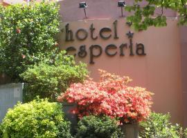 Hotel Esperia, hotel in Genoa