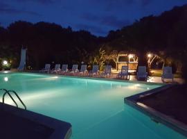 Hotel La Valle, hotel a Carloforte