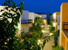 Oreia, hotel u gradu Paleohora