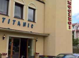 Titanic, family hotel in Władysławowo