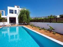 Seametry Luxury Living Villa, hotel in Chania Town