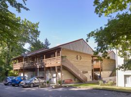 Grands Chênes du Parc, hôtel à Amnéville près de: École de ski d'Amneville