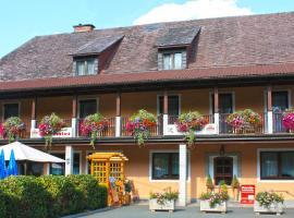 Gasthof Herlwirt, hotel in Ligist