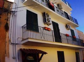 Casa Geloso, hotell i Ustica