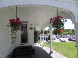 Claddagh Motel & Suites, motel in Rockport