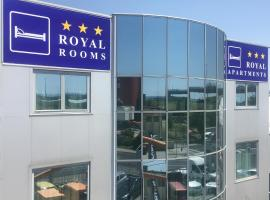 Royal Apartments & Rooms, apartment in Zagreb