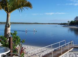 Skippers Cove Waterfront Resort, hotel near Noosa River Holiday Park, Noosaville