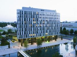Courtyard by Marriott Vienna Prater/Messe, hotel in 02. Leopoldstadt, Vienna