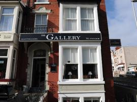 The Gallery, B&B in Blackpool