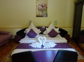 Pension Cuibul Viselor, family hotel in Băile Herculane