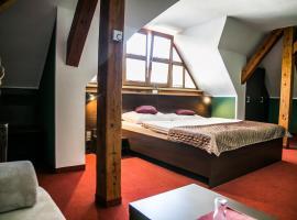 Hotel Best, hotelli Ostravassa