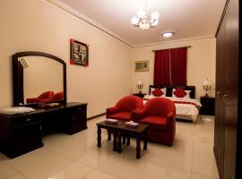 Shaza Al Khamis شذا الخميس, apart-hotel em Khamis Mushayt