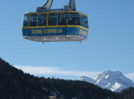 Hostel Pitsch, hotel a Sankt Moritz
