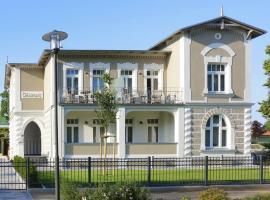 Villa Glückspilz, holiday home in Kühlungsborn