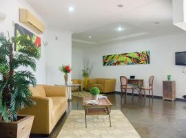 Hotel Vila Verde, apartment in Rondonópolis