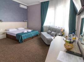 Отель Коржовъ, отель в Краснодаре