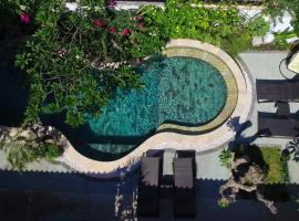 Kalua Boutique Bungalows, three-star hotel in Gili Trawangan