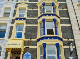 Queensbridge Hotel, hotel in Aberystwyth