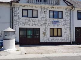 Clisura Dunarii - Casa Giovanni, kúria Ómoldován
