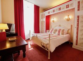 Hotel de la Bretonnerie, hotel en Le Marais, París