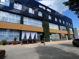 Hotel Nika 2, отель в городе Черноморск