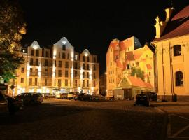 Hotel Śródka Poznań, hotel near Szczepankowo Village, Poznań