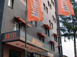 Millennia Rooms Ruse, хотел в Русе