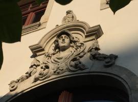Villa am Grossen Garten, hotel near Panometer Dresden, Dresden